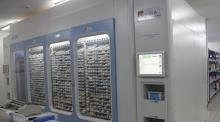 门诊药房自动化发药系统